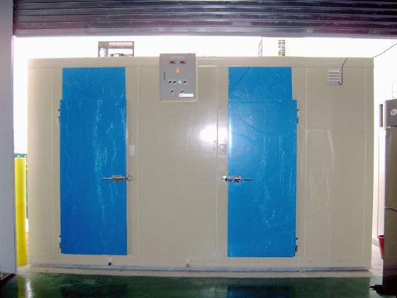 프드머스 칠곡 물류센터 냉장 냉동고